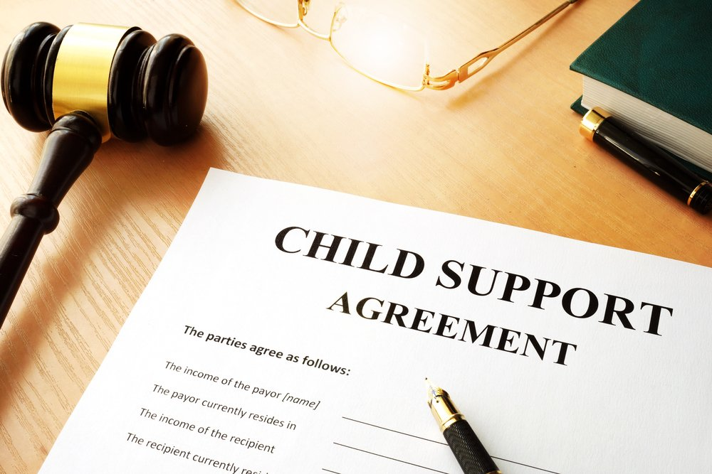 PICTURE OF NY CHILD SUPPORT AGREEMENT